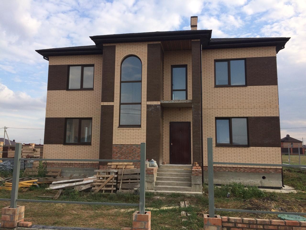 Строительство дома в г. Аксай